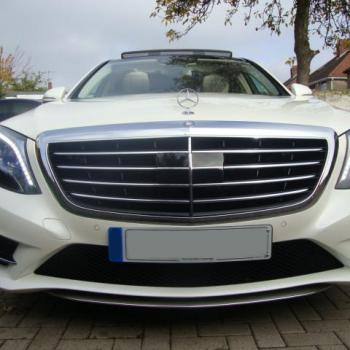 Mercedes Benz S-Class Sedan 3500 cc